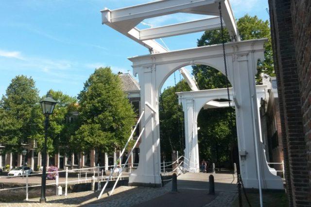 Zierikzee Zugbrücke Hafen
