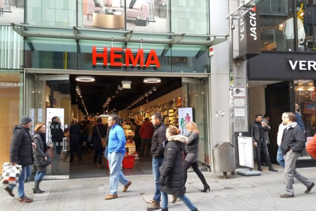 HEMA Köln Hohe Straße außen