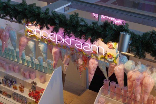 Markthalle Rotterdam Süßigkeiten