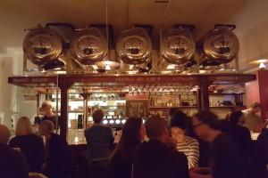 Brouwerij Troost Amsterdam Theke