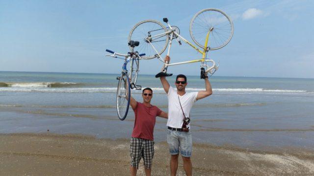 Fahrrad-Roadtrip: von Düsseldorf nach Scheveningen