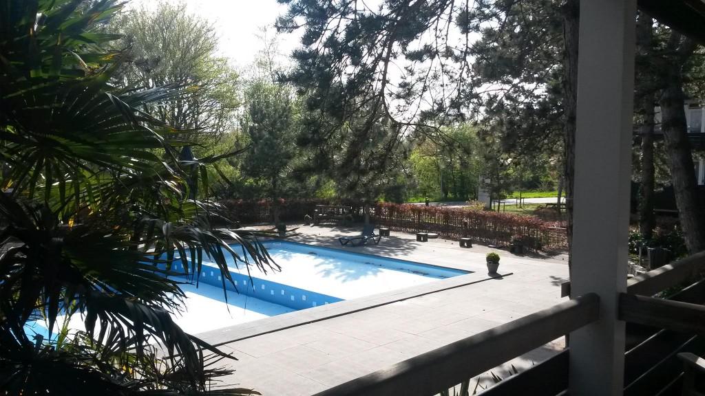 Pool Badhotel Rockanje