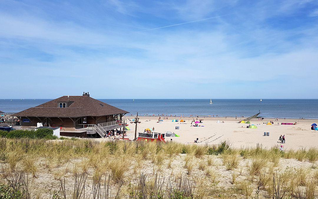 Cadzand Bad: Urlaub mit entspannter Strand-Idylle in Zeeland