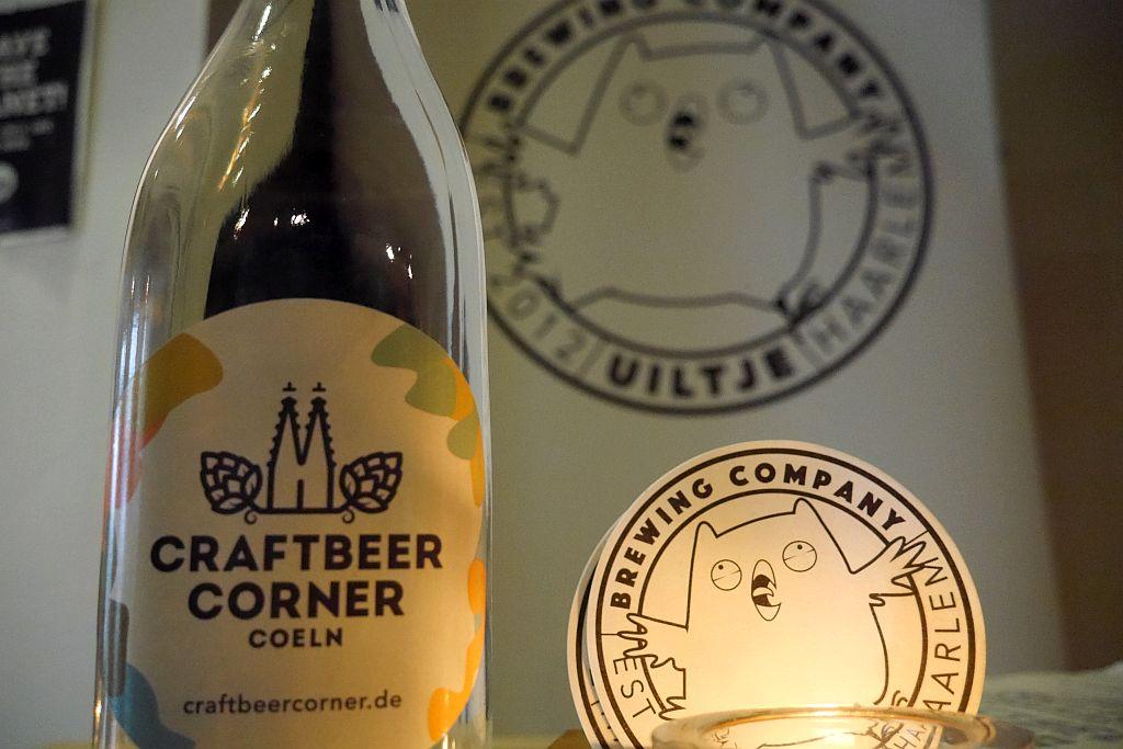 Uiltje und Craftbeer Corner Coeln Logo