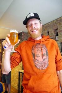 Kevin von Uiltje Brewing
