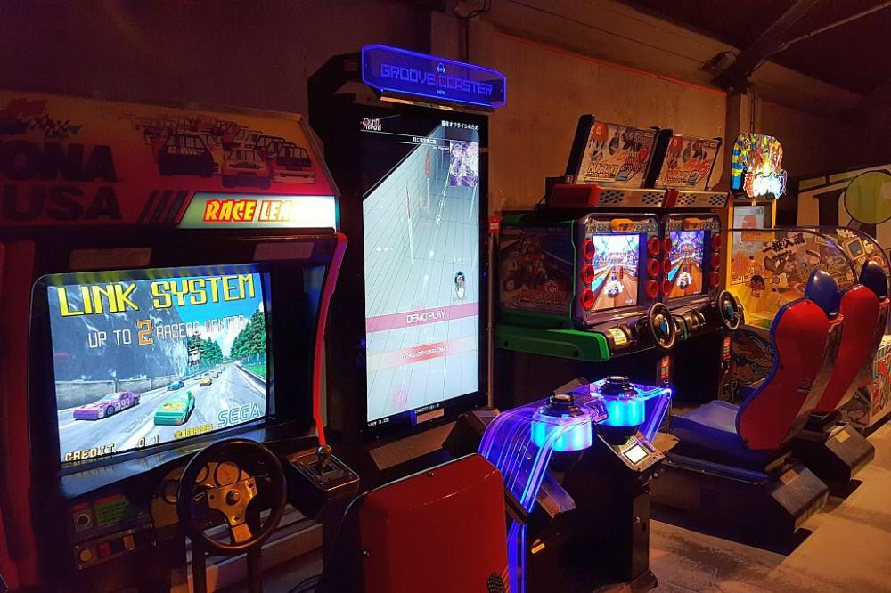 Spielautomaten Amsterdam TonTon Club