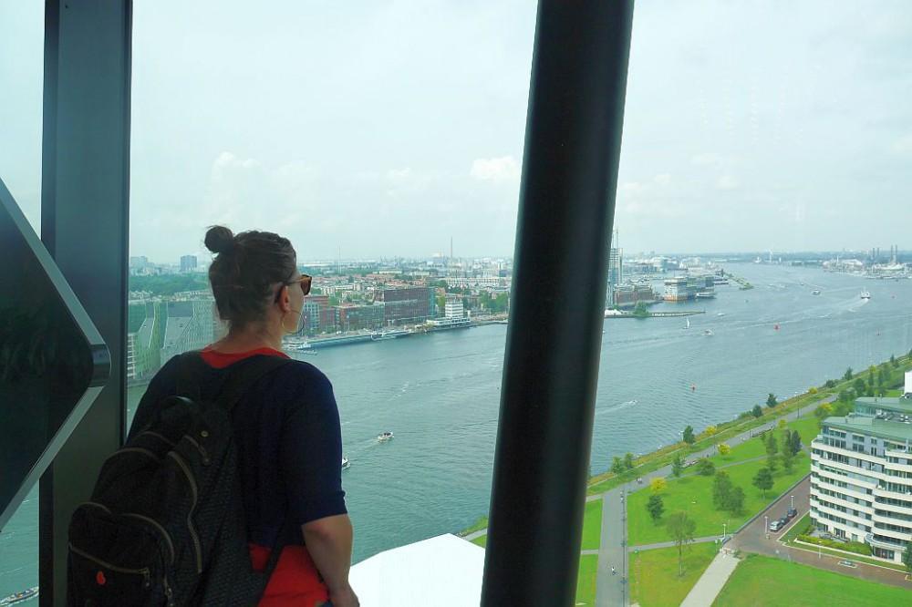 Stefanie Blick Osten Amsterdam Lookout