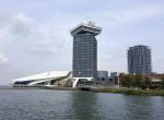 Amsterdam Lookout mit IJ Filmuseum