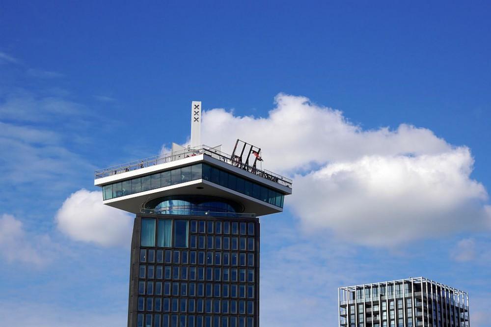 Gesamtansicht Amsterdam Lookout