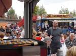 Flohmarkt IJHallen Amsterdam Poffertjes