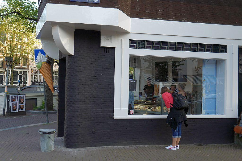 Fenster Noorderprins Amsterdam
