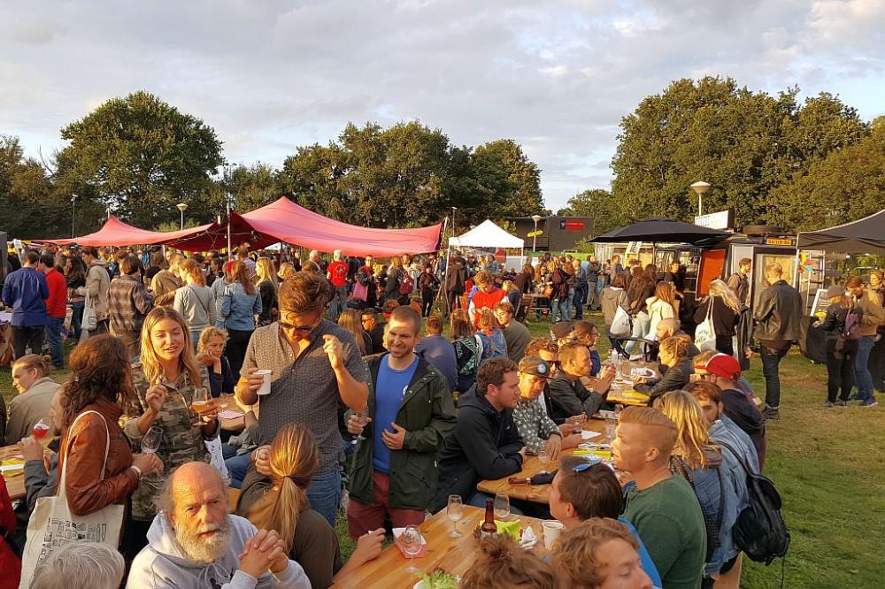Besucher Planet Oedipus 2017 Festival Amsterdam