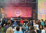 Band Bühne Planet Oedipus 2017 Festival Amsterdam