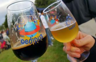 Amsterdam Planet Oedipus 2017 Festival Gläser