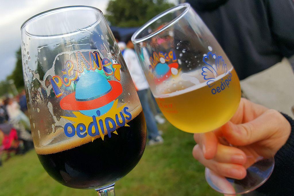 Gläser Oedipus Festival Amsterdam