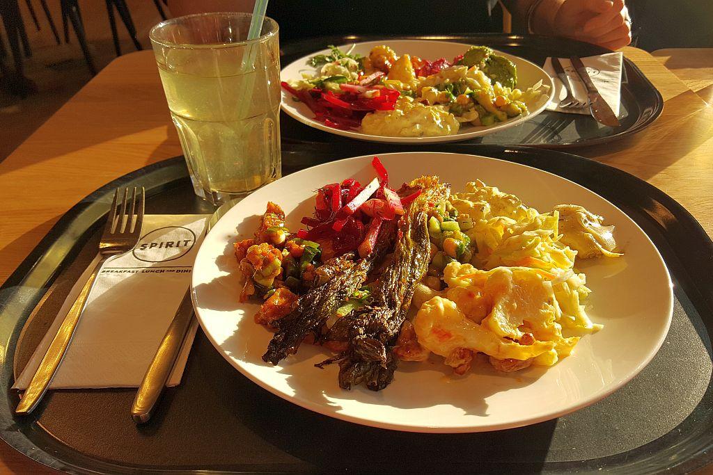Teller Restaurant Spirit Amsterdam