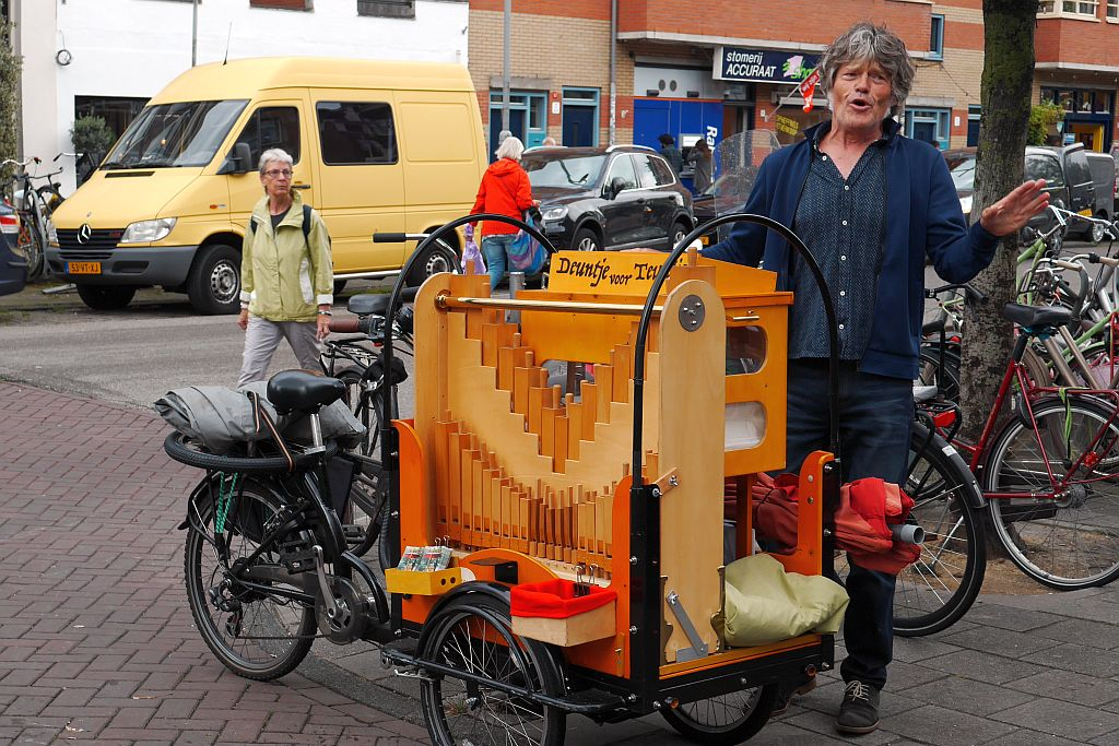 Drehorgel Cafe Winkel Amsterdam