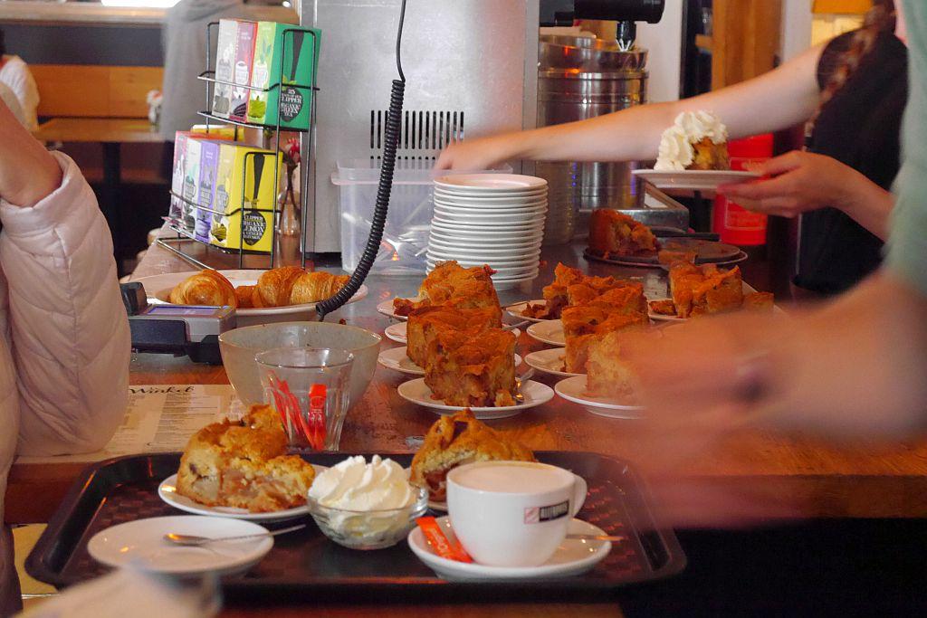 Amterdam Winkel Noordermarkt Kuchen