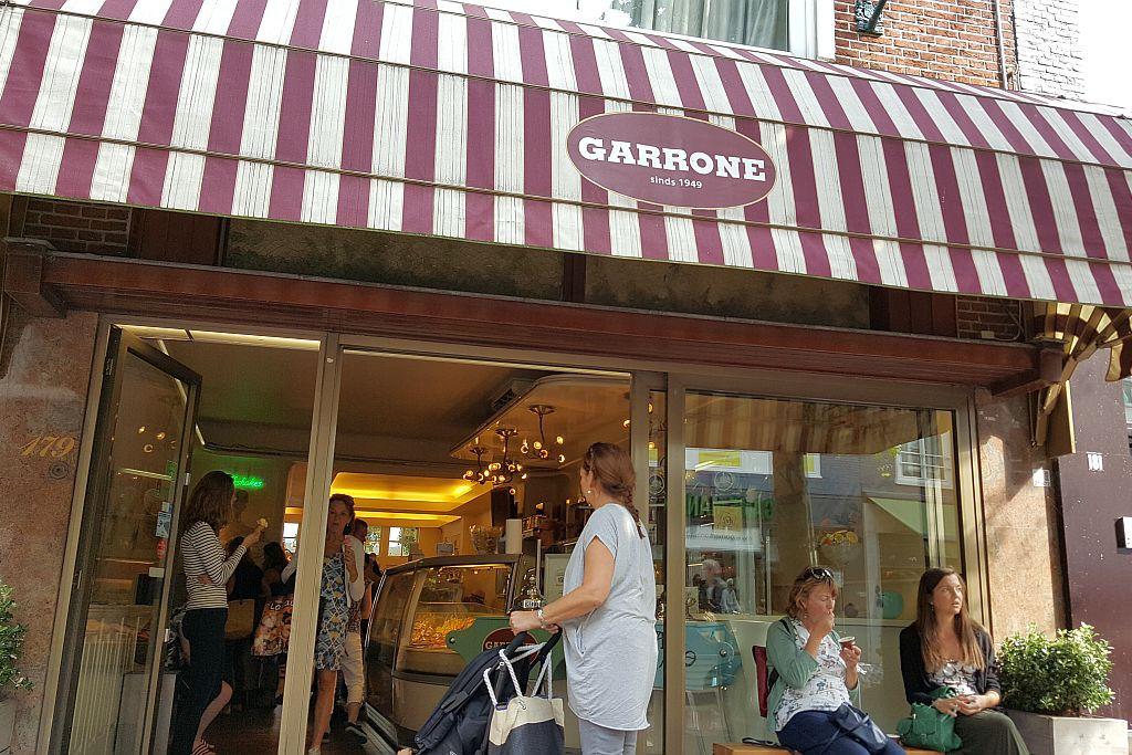 Markise Garrone IJs Haarlem