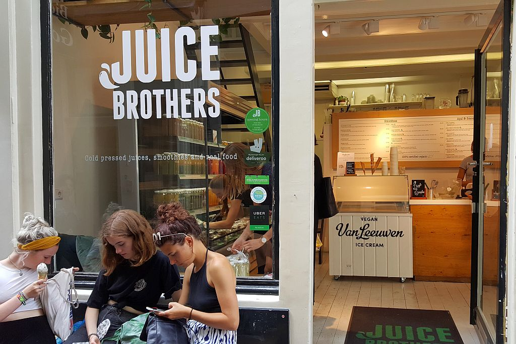 Amsterdam Juice Brothers Filiale