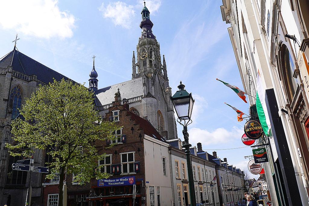 Breda: perfektes Ziel für euren Wochenendtrip