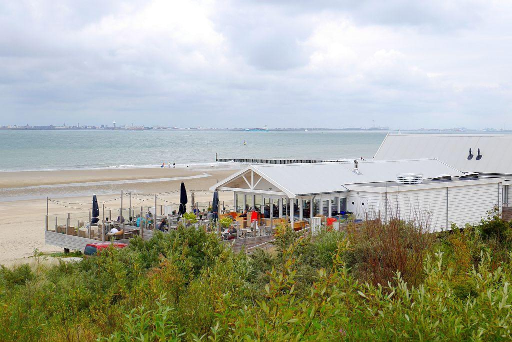 Strandpavillon Loods Tien Breskens Vlissingen