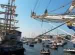 Impressionen Schiffe Sail Amsterdam