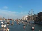 Java Eiland Amsterdam Schifffe Sail