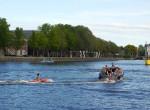Wasserski Hafen Amsterdam Hannekes Boom