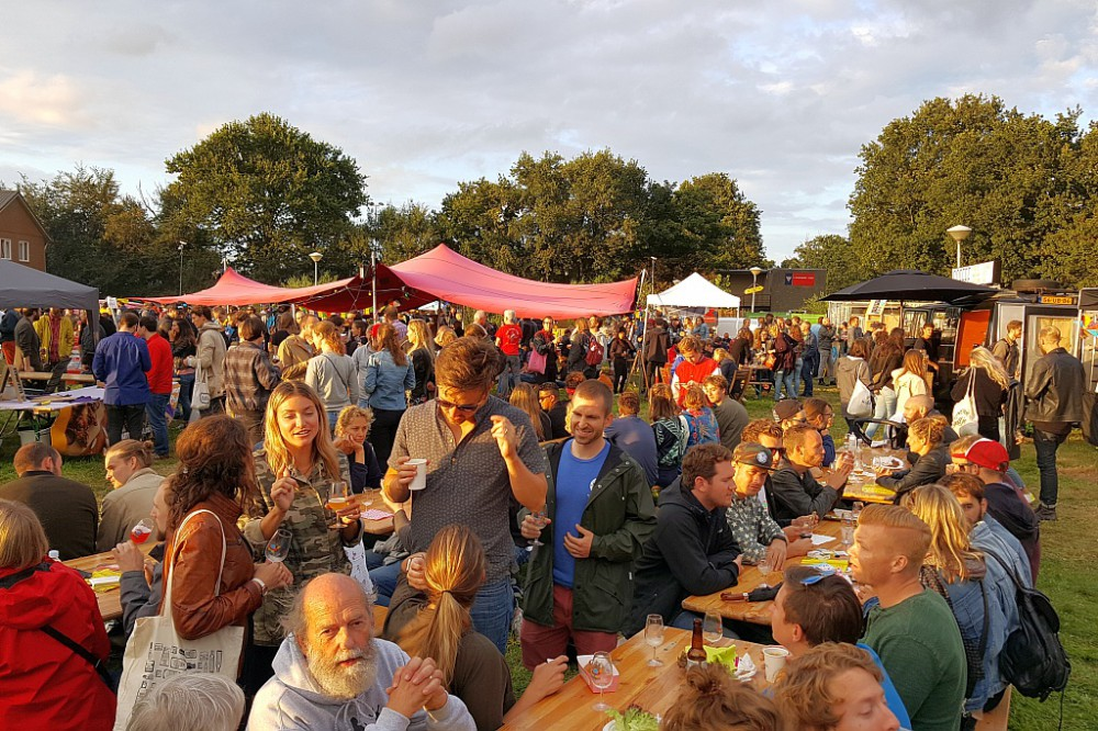 Festival Oedipus Amsterdam Nord