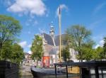 Noorderkerk Amsterdam Gracht Schiff