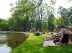 Vondelpark Amsterdam See