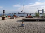 Strand Pllek Nord Amsterdam