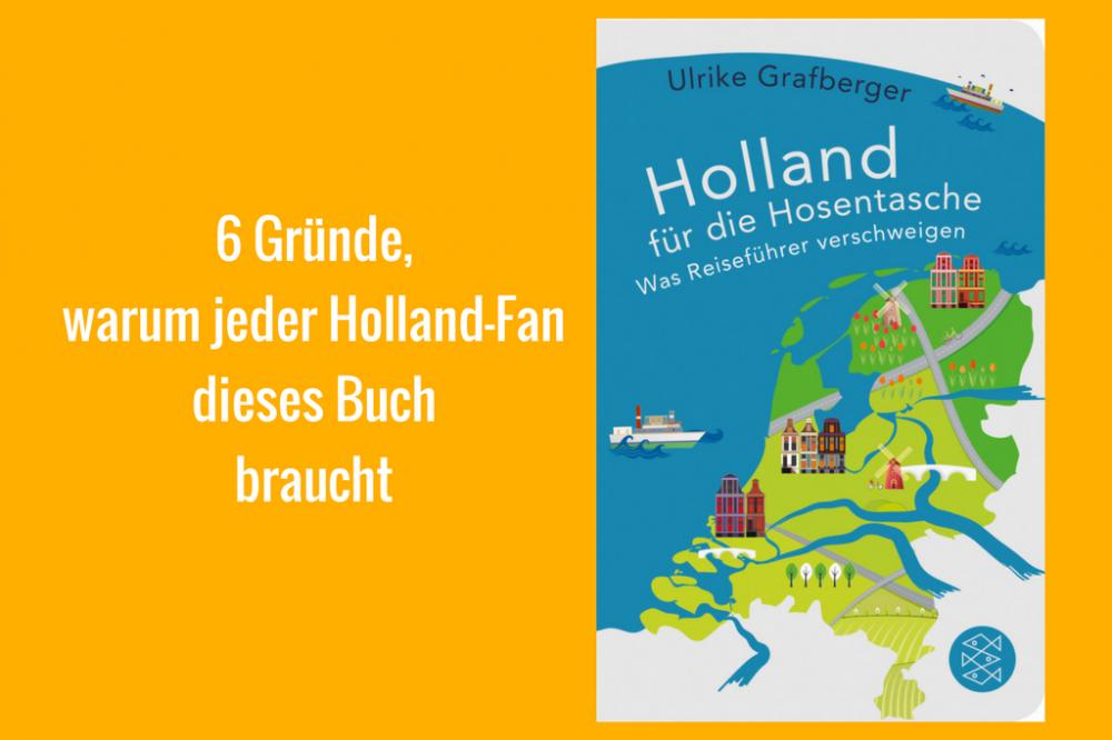 Rezension zum Buch Holland für die Hosentasche