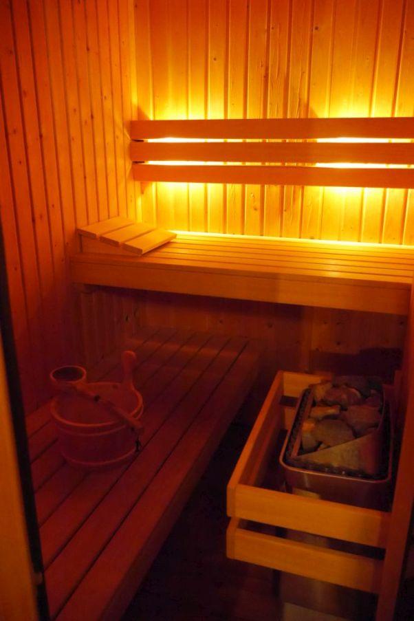 Sauna Landgoed Aerwinkel Ferienhaus