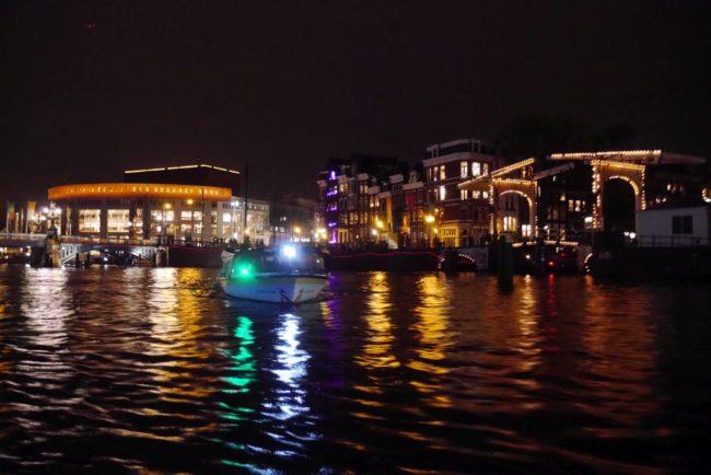 Amsterdam Light Festival 2017 2018 Nationale Opera & Ballet