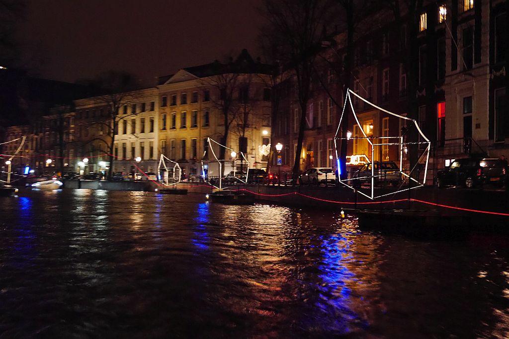 Lichhäuser Light Festival Amsterdam 2017 2018