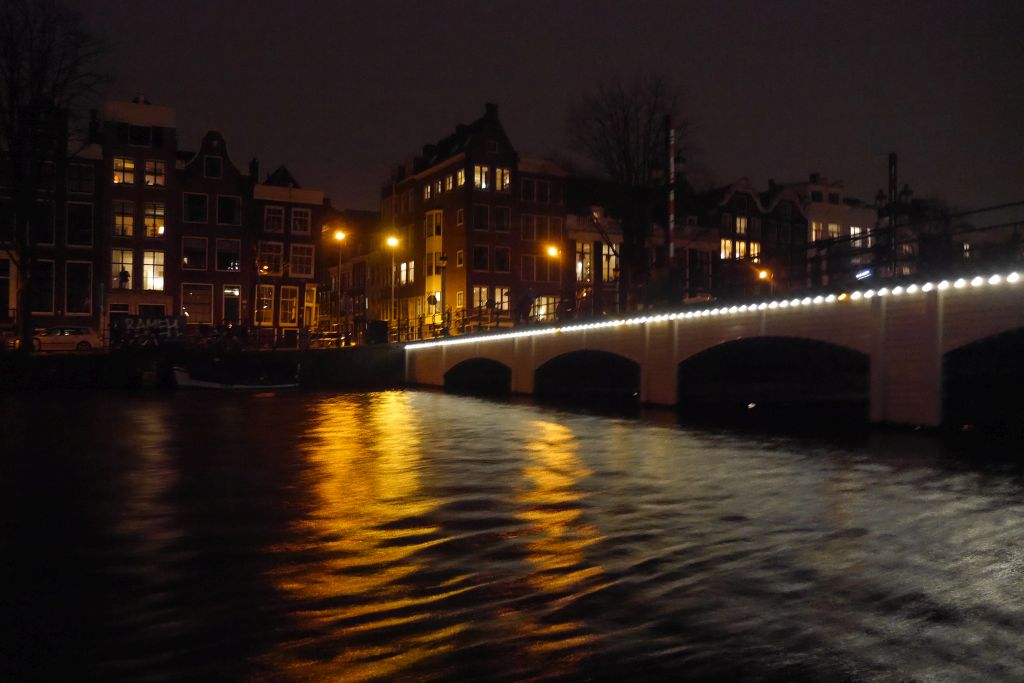 Amsterdam Light Festival Gracht 2017 2018
