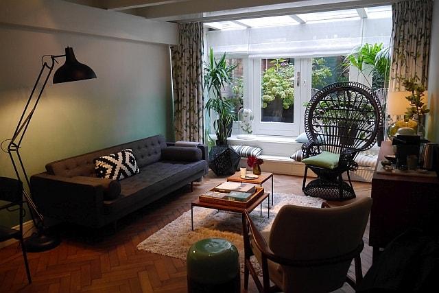 Villa Nicola in Amsterdam: Luxus-B&B zum Wohlfühlen