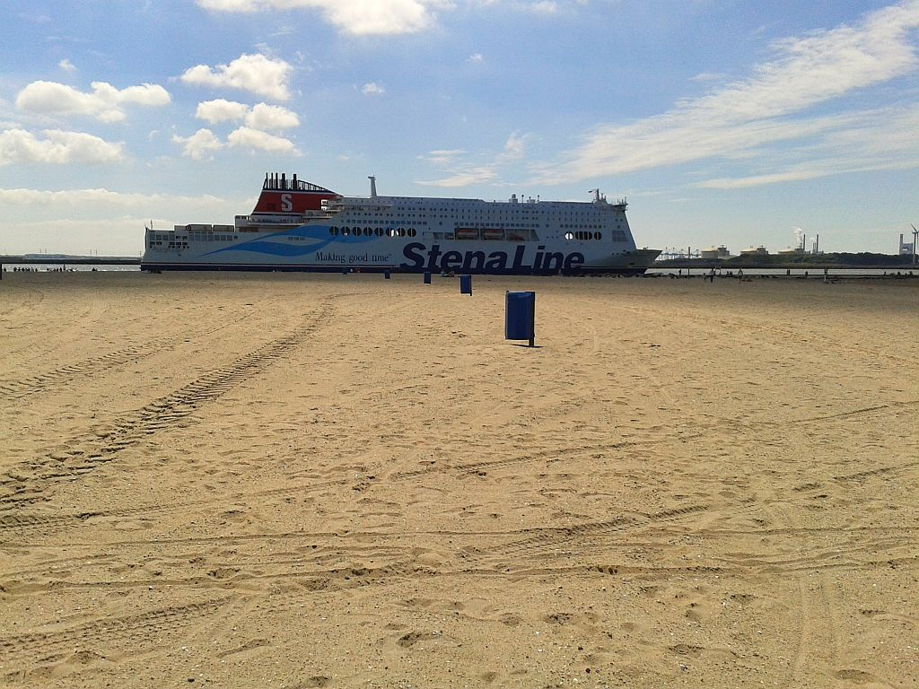 Fähre Stena Line Hafen Hoek van Holland