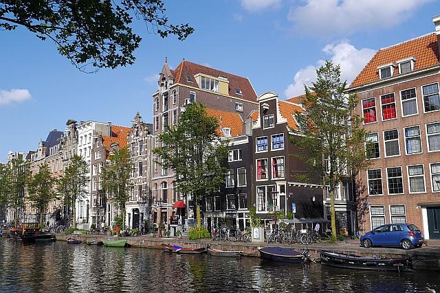 Sommer Amsterdam 9 Straatjes