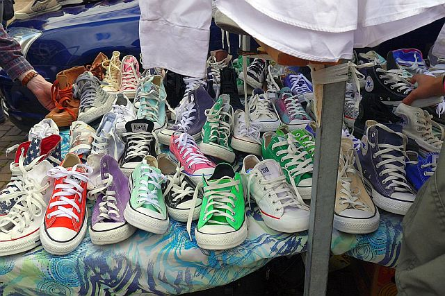 IJ Hallen Amsterdam Flohmarkt: Termine, praktische Infos & Fotos