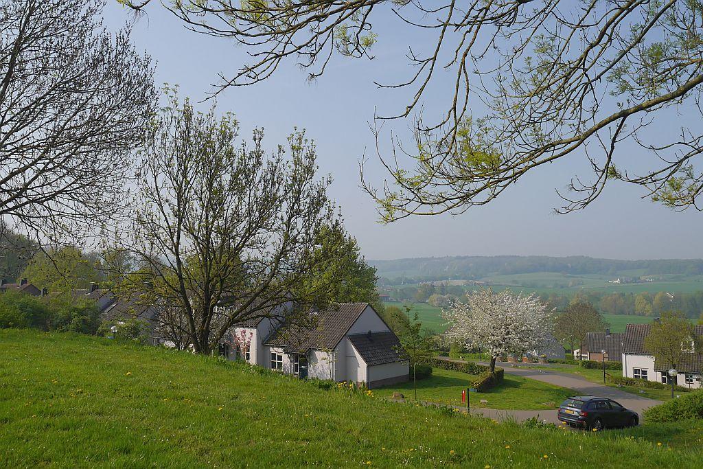 Aussicht Hoog Vaals Landal Limburg