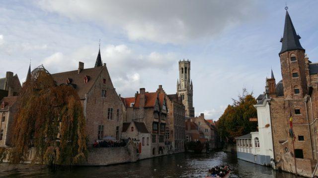 Dijver Rozenhoedkaai Brugge