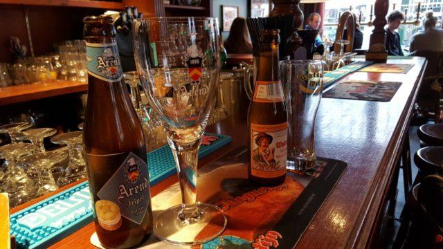 Cambrinus Bier Café Brügge