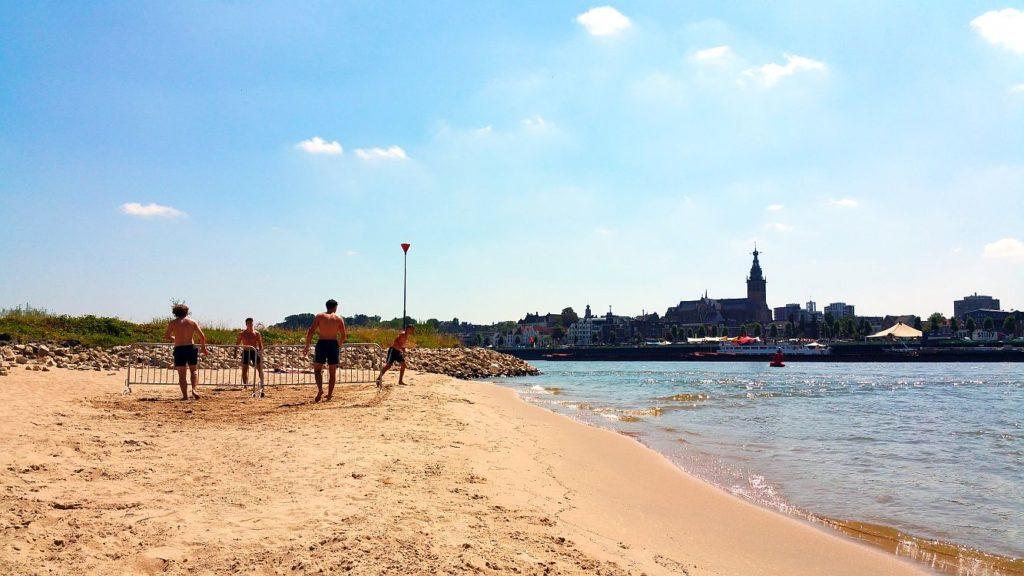 Strand Waal Veur-Lent Nijmegen Beachvolleyball