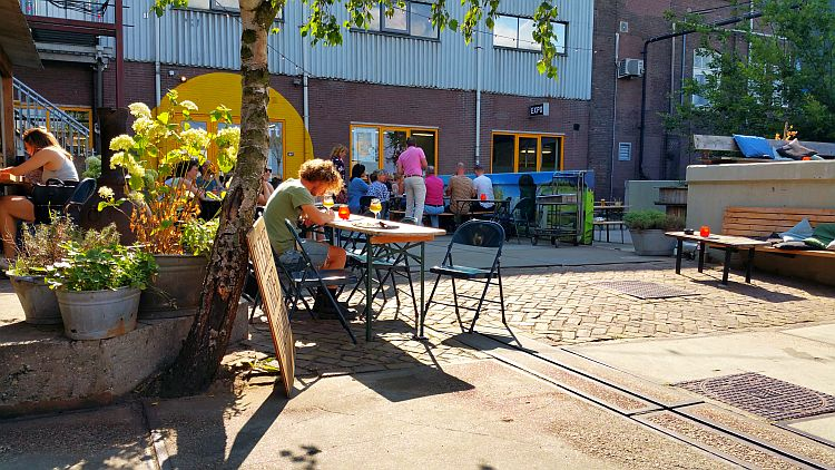 Nijmegen Stoom beer&food