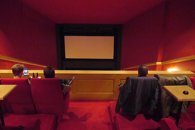 De Uitkijk Kino Amsterdam Empore