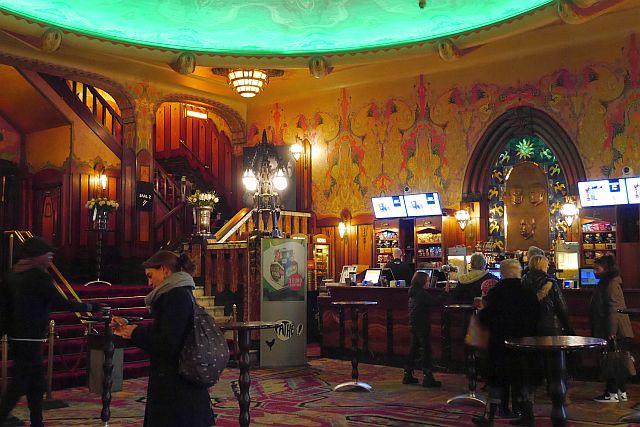 Pathe Tuschinski Kino Amsterdam