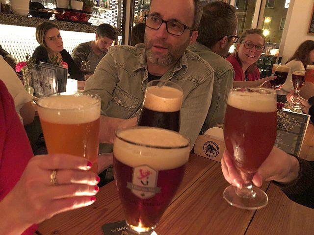 Bier Amsterdam Winter
